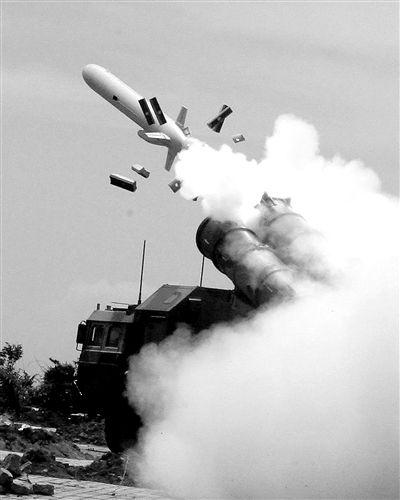 我国岸舰导弹团可实时接纳预警机俯拍信息