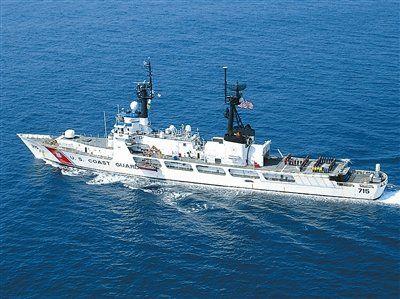 """菲律宾所购美国制作的二手舰艇""""火力弱 看不见 打不远"""""""