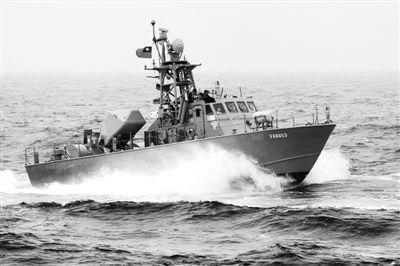 台湾水兵退役20艘老旧海鸥级导弹快艇