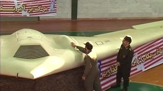 伊朗称已获取美国RQ170无人机技术信息