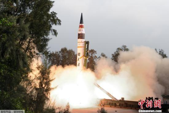 印度活跃搞核武器、扩张兵力 对国际是种要挟