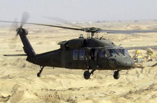 美国陆海空三军将斥73亿美元购买黑鹰直升机