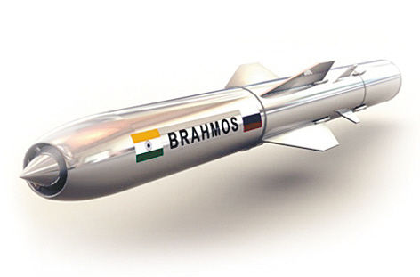 俄罗斯将接纳印度造布拉莫斯超音速巡航导弹