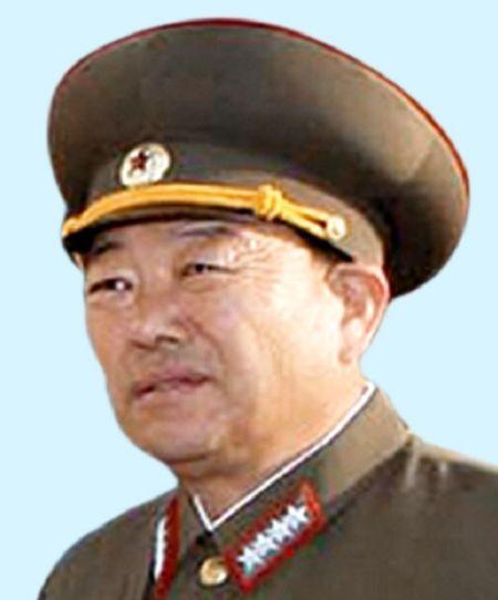 玄永哲顶替李英浩担任朝鲜人民军总参谋长