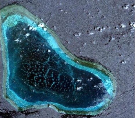 预告黄岩岛海洋环境并非始于我国、菲律宾争端