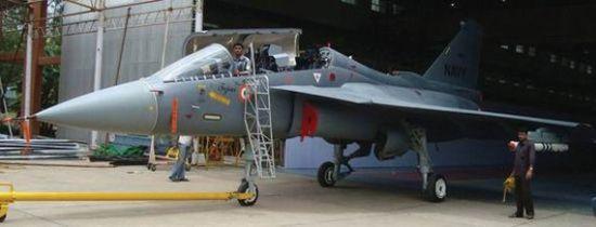 印度将为国产LCA战机购买近美国制作的发动机