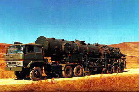 俄罗斯称我国二炮实力继续强壮将对俄罗斯构成威胁