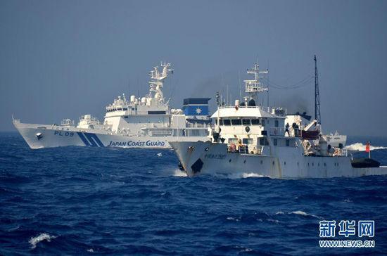 美国不肯因我国与日本在钓鱼岛争端上卷进其战役