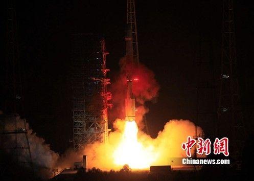我国将建成第1代中继卫星体系 可全球组网运转