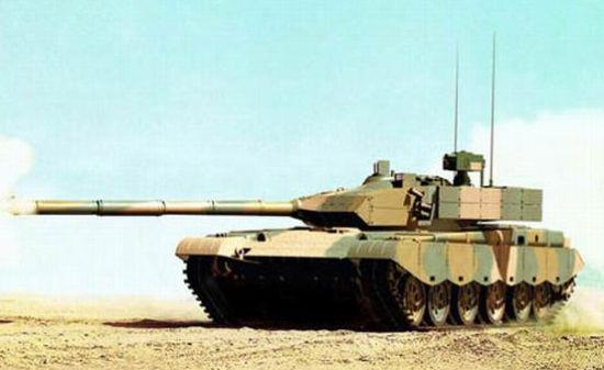 美国军事杂志评国际十佳坦克 我国两款坦克上榜