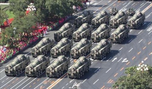 我国战略导弹多弹头分导技能不会显着落后美国和俄罗斯