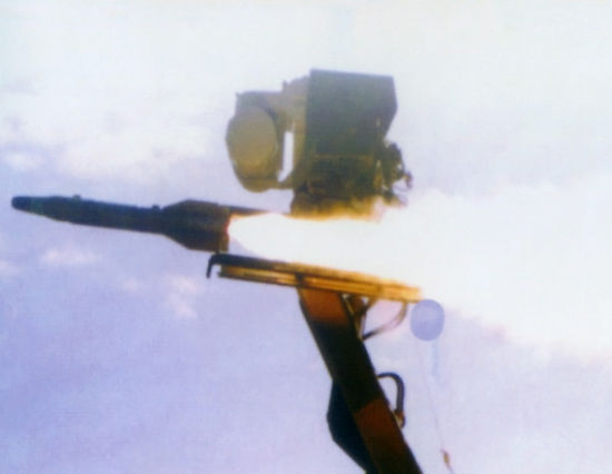 我国红箭10导弹 韩国媒体称可用于进犯韩国内河舰船