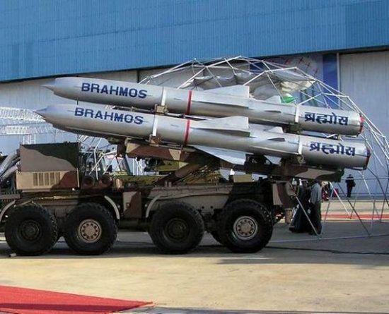 印度欲将布拉莫斯巡航导弹布置在我国西藏南部地区
