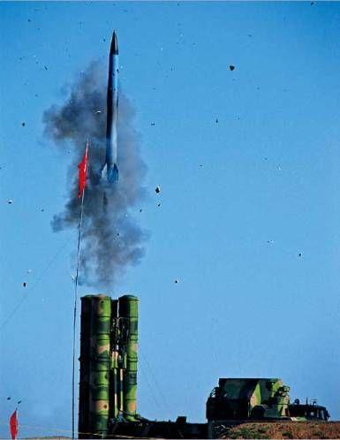 空军英雄营已换装中国国产最新型地对空导弹