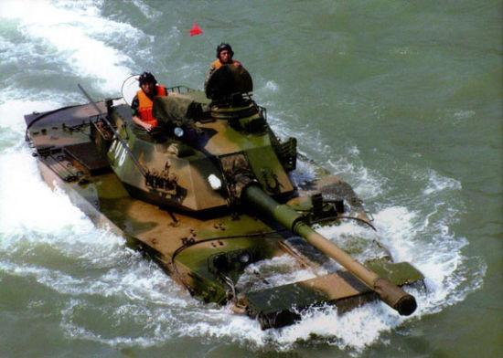 委内瑞拉购买我国63A两栖坦克 抛弃俄罗斯制作的战车