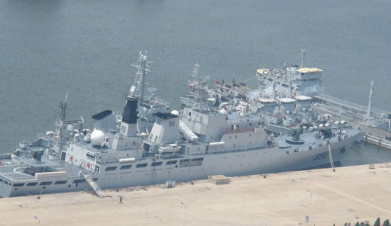 我国舰载型东海10巡航导弹 可击沉万吨战舰