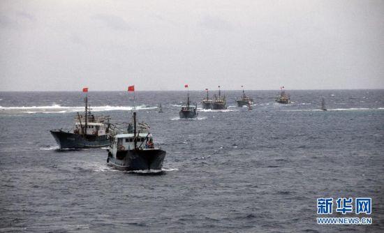 我国近9000艘渔船解禁 南海捕鱼或许影响菲律宾、越南