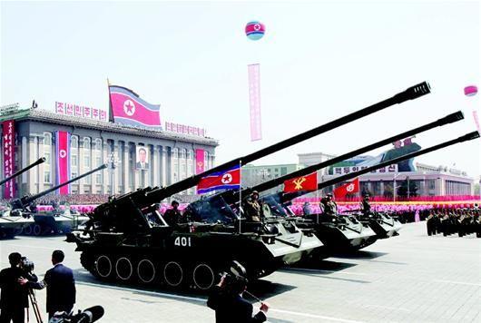 朝鲜军方或受金正恩指示进行部队重组 以提高兵力