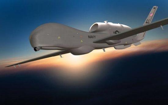 日本、美国将用全球鹰无人机监控钓鱼岛海域我国舰船