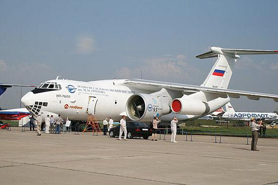 俄罗斯伊尔476重型军用运输机将首飞 我国即将购买