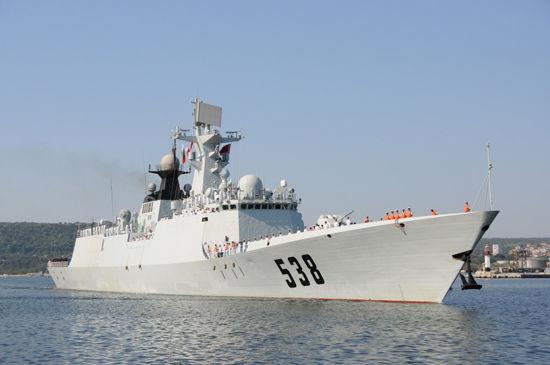 日本罗列中国建蓝水水兵5大使命 需求频频出海
