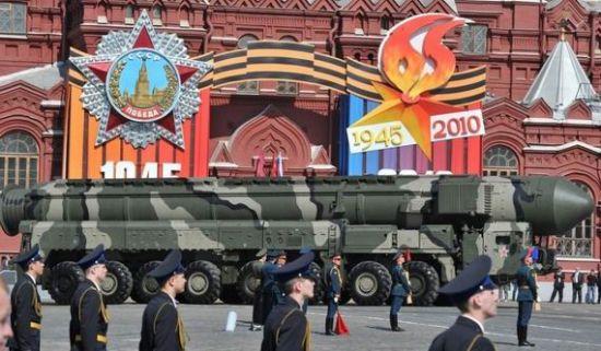 """俄罗斯若与我国打大规模常规战争 俄罗斯媒体称其""""必败无疑"""""""