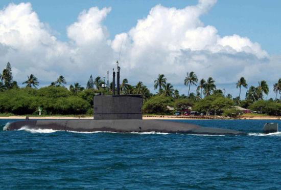 印度尼西亚军方正式向韩国订货三艘惯例动力潜艇