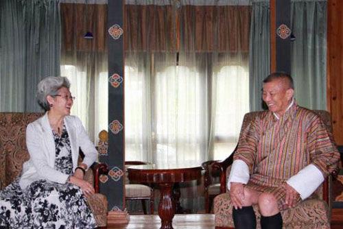 我国与不丹边界问题商洽获重要发展 我国乐意洽谈处理