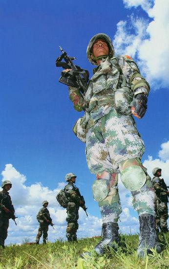 亚太地区动乱是我国大力发展军备力气的最佳时机