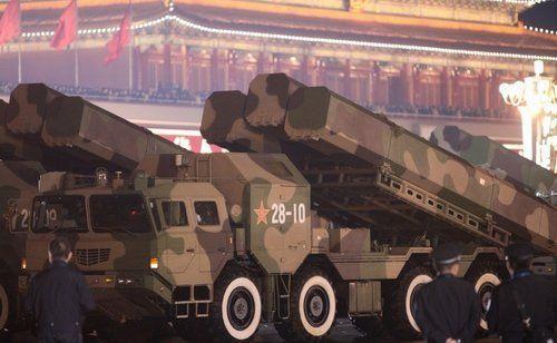 我国应开展长途空射巡航导弹 用以对立美国的航空母舰