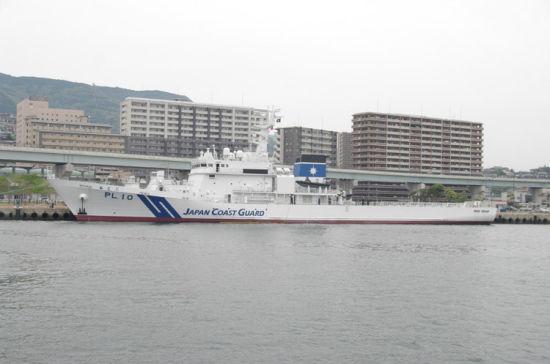 日本将打造新式巡视船 首要避免我国保钓人士登上钓鱼岛