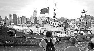 香港启丰二号船长称:保钓没有成功 期望更多人关怀