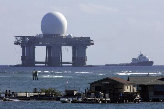 美国欲在日本和菲律宾树立雷达站 搞对我国半包围圈