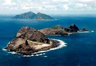 我国可在钓鱼岛货品 以回应日本朝梁暮陈我国南海问题