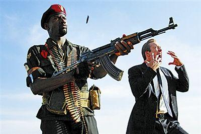 AK47步枪全球产值打破2亿支 其间9%为仿制品