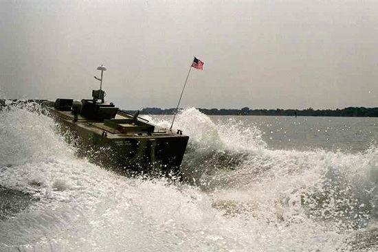 日本2013年将引入两栖战车 首要用于岛屿防护作战