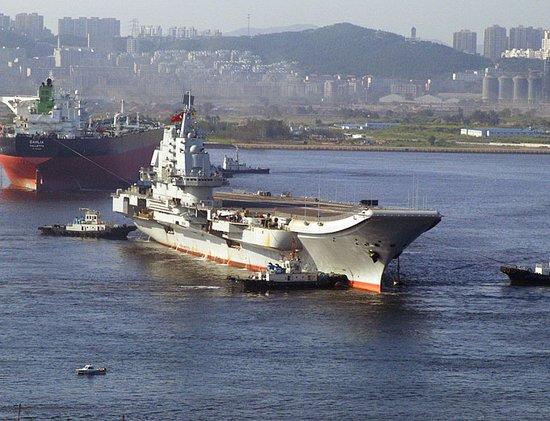 我国航空母舰命名已定案 我国国产航空母舰不久将执役