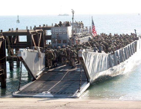 日本方案购买4艘两栖登陆艇用于防卫琉球群岛问题