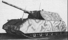 """国际最重坦克:德国制作的""""鼠""""式超重型坦克"""