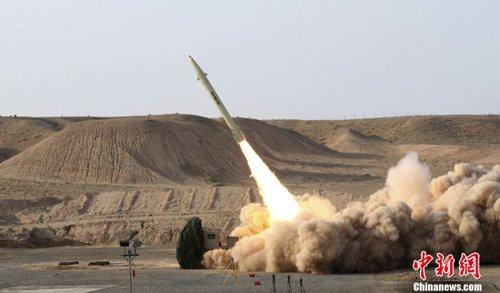 """伊朗推出新型导弹 西方专家对其性能""""不以为然"""""""