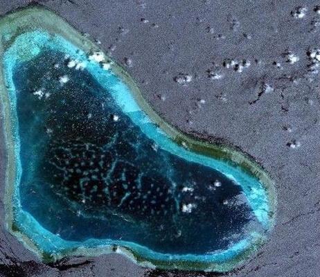 我国卫星现已开端动态监督我国钓鱼岛与我国黄岩岛海域