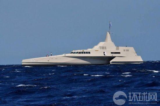 印度尼西亚隐身导弹艇下水 其外形很科幻 其制造我国导弹