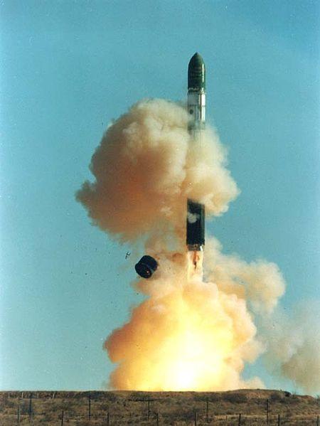 俄罗斯将在2018年前制作新的重型洲际弹道导弹