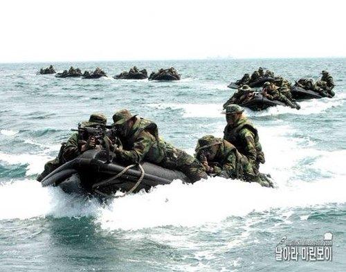 韩国撤销陆战队独岛登陆练习 实践为平缓韩国与日本的联系