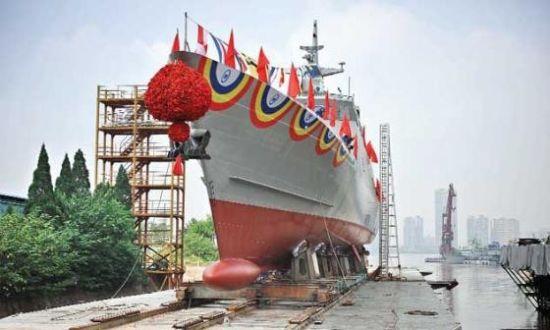 俄罗斯称我国为孟加拉国制作的导弹巡逻艇现已下水