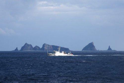 """我国或许派公事船巡航钓鱼岛 应对日本""""购岛方案"""""""