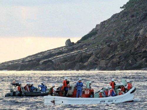 日本对钓鱼岛任何单独举动都不合法和无效的