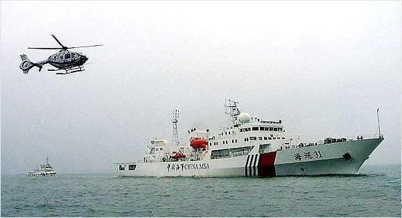 中国海事法律船完毕拜访美国之后 起程归航