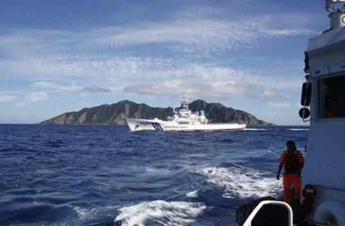"""日本政府签买卖合同 正式将钓鱼岛""""国有化"""""""