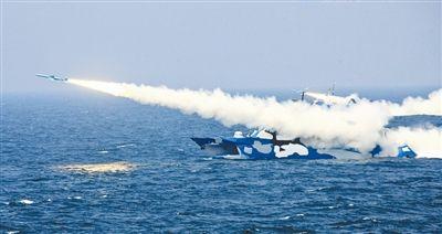 抢夺新一代隐身导弹艇现已具有长途准确冲击的才能